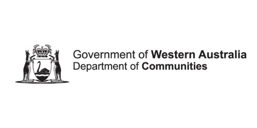 Department of Communities logo