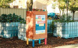 Community Garden Open for Summer