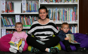 Early childhood literacy, why it's so important to read with your toddler.